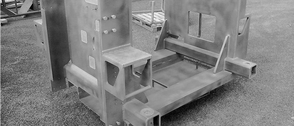 Tryskmetal - metalizace, šopování, žárové zinkování
